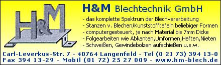 H&M Blechtechnik GmbH
