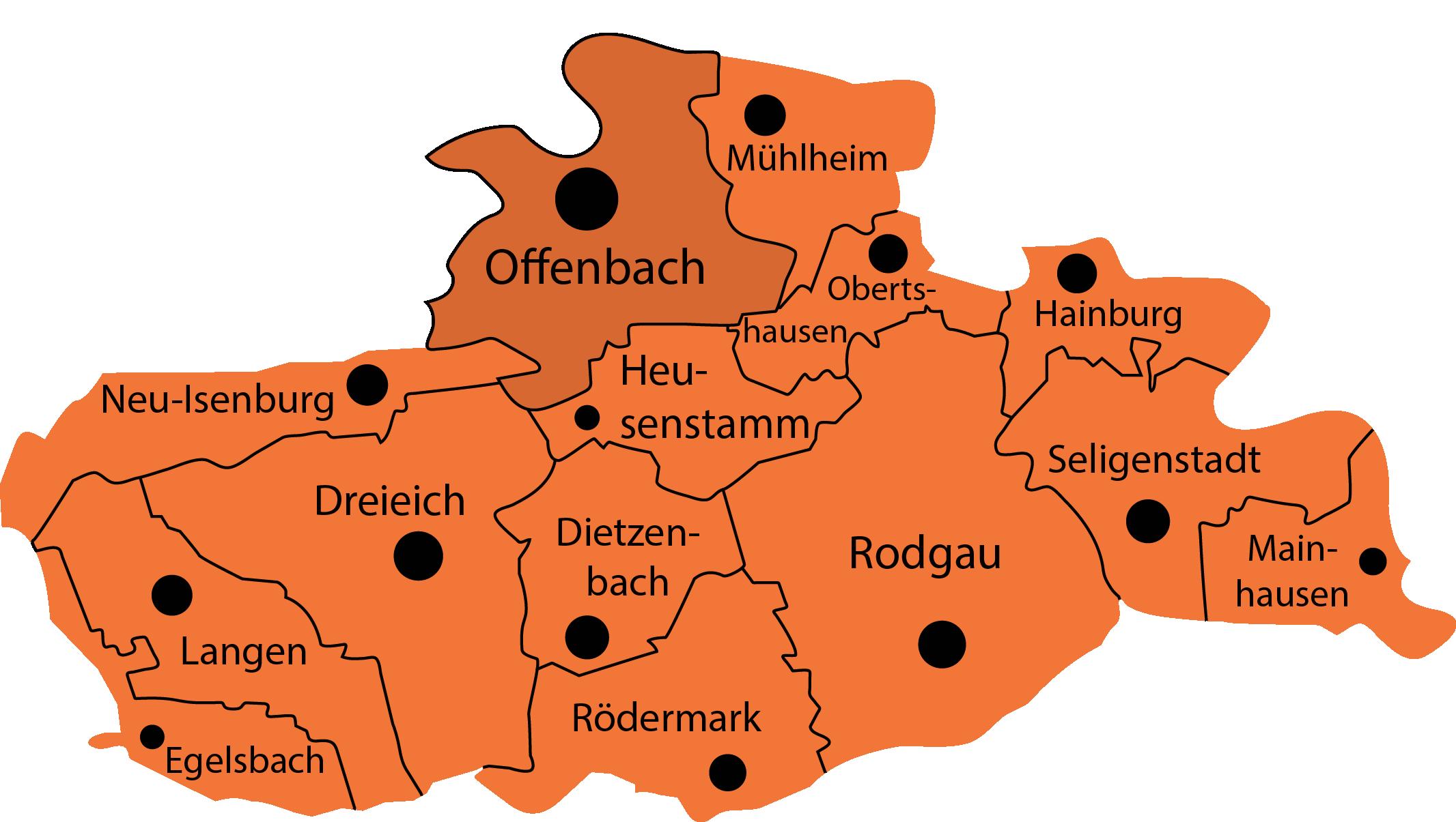 Partnersuche kreis offenbach