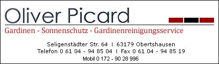 Oliver Picard Obertshausen